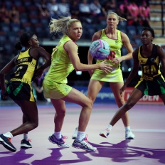 2016 Fast5 Netball World Series, On The List, On The List Melbourne, Michael Bradley