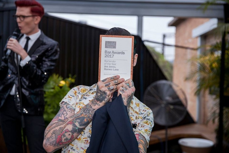 Time Out Melbourne Bar Awards, On The List Melbourne