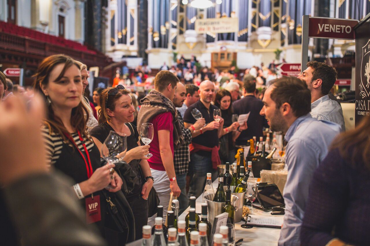 Italian Wine and Food Festival, On The List Melbourne