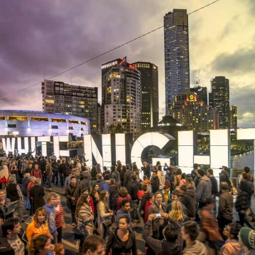 White Night, On The List Melbourne