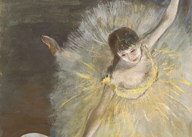 Winter Masterpieces Degas, On The List Melbourne