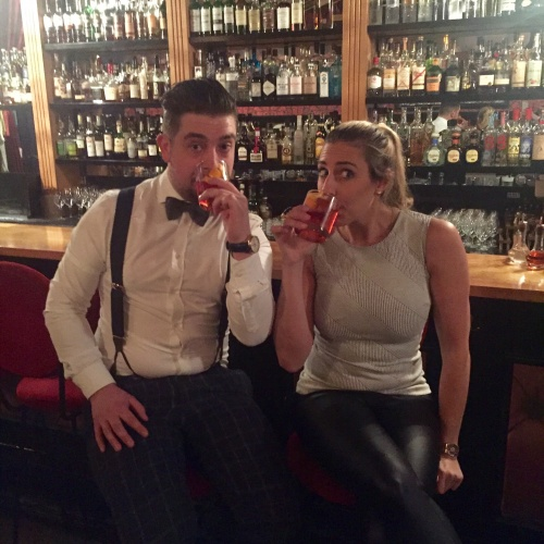 Negroni Week, 1806, On The List Melbourne