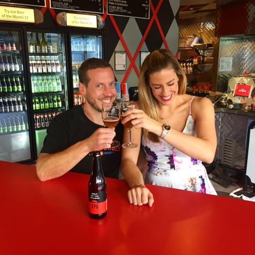 Chef Daniel Wilson, Good Beer Week, On The List Melbourne