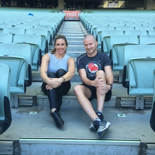 Stadium Stomp, Tristan Miller, On The List Melbourne