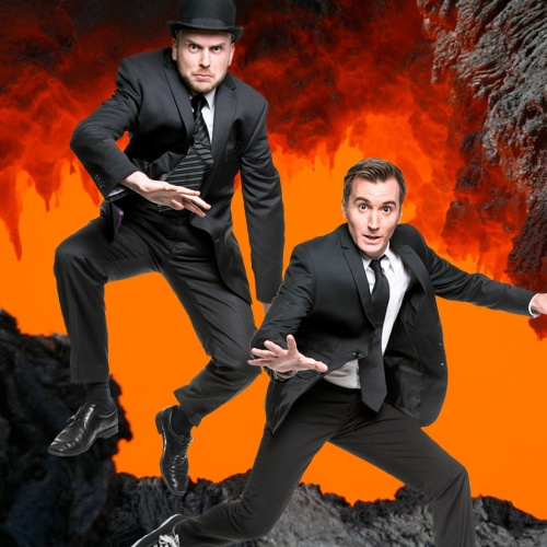 Innes Lloyd Journey to the centre of the Earth, MICF, On The List, On The List Melbourne