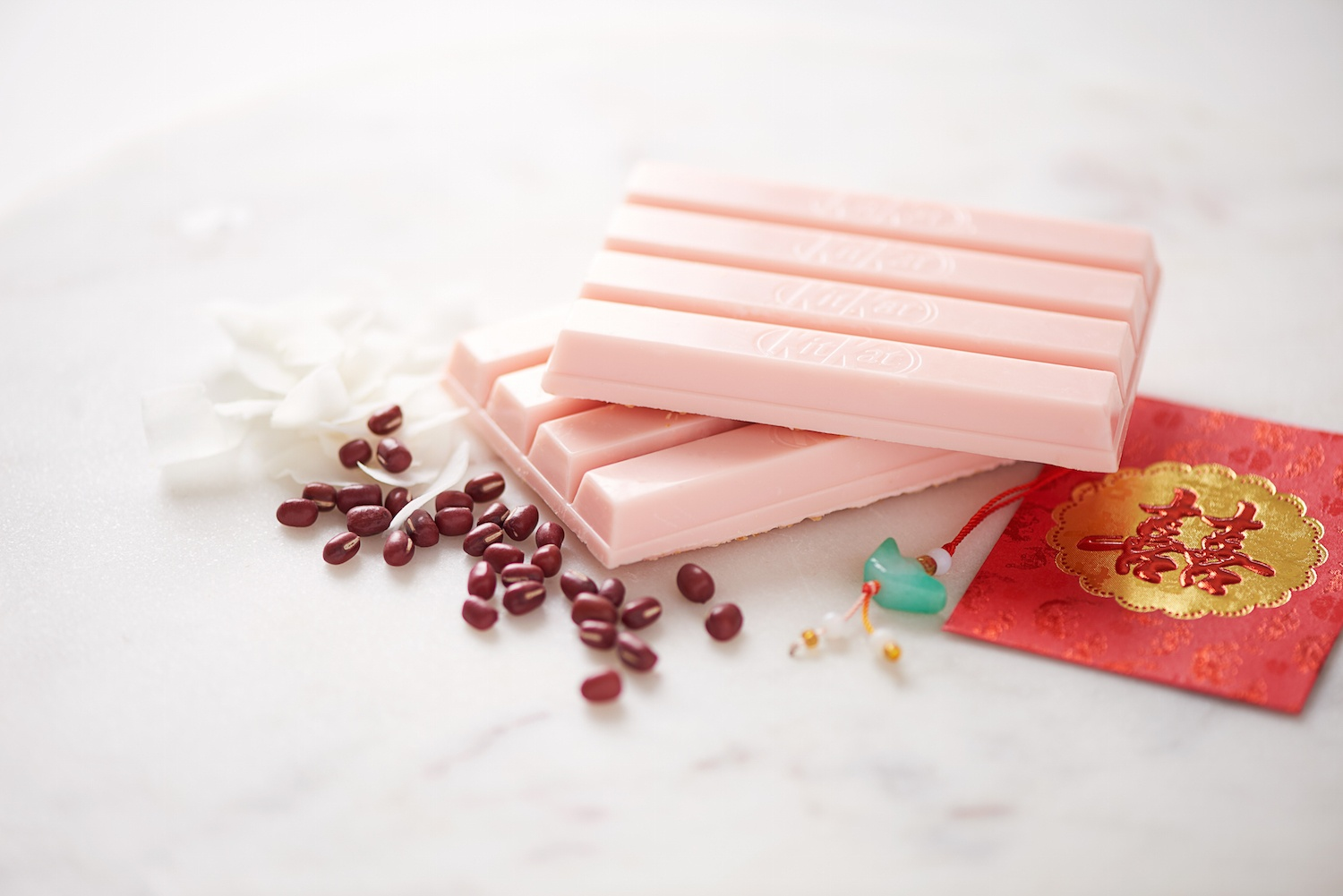 KITKAT LUNAR NEW YEAR Red Bean & Coconut, On The List melbourne