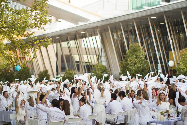Le Diner En Blanc Melbourne, On The List Melbourne