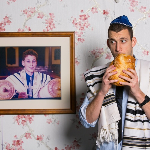 Jewish-ish, On The List Melbourne, MICF
