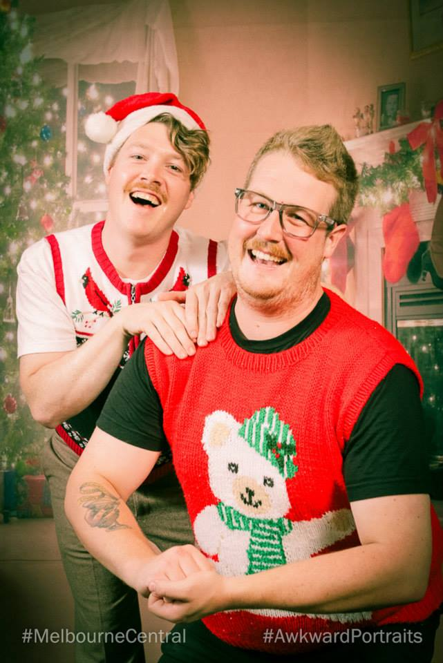 Awkward Christmas Portraits at Melbourne Central- On The List ...
