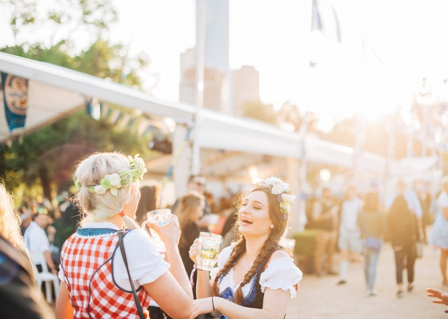 Oktoberfest in the Gardens, On The List, On The List Melbourne
