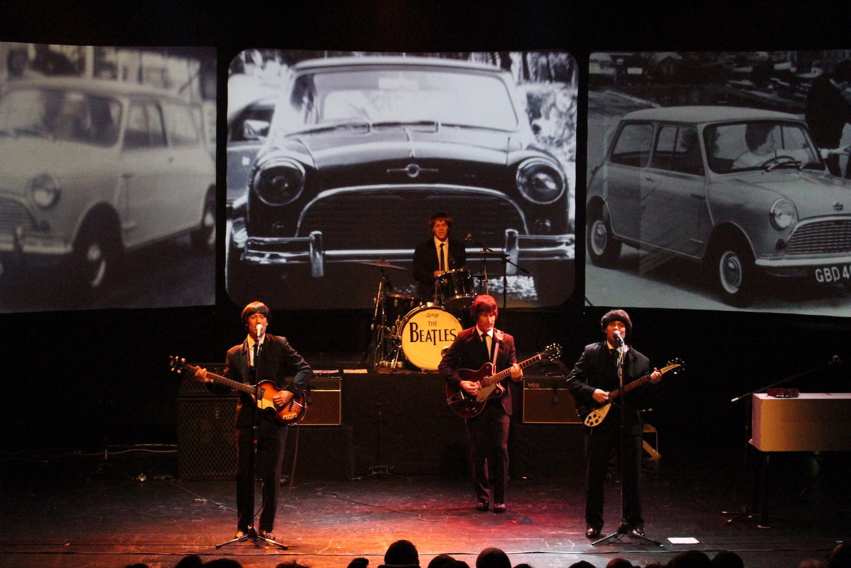 Beatlemania On Tour, On The List, On The List Melbourne