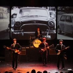PHOTO Beatlemania Band and Cars IMG_9688