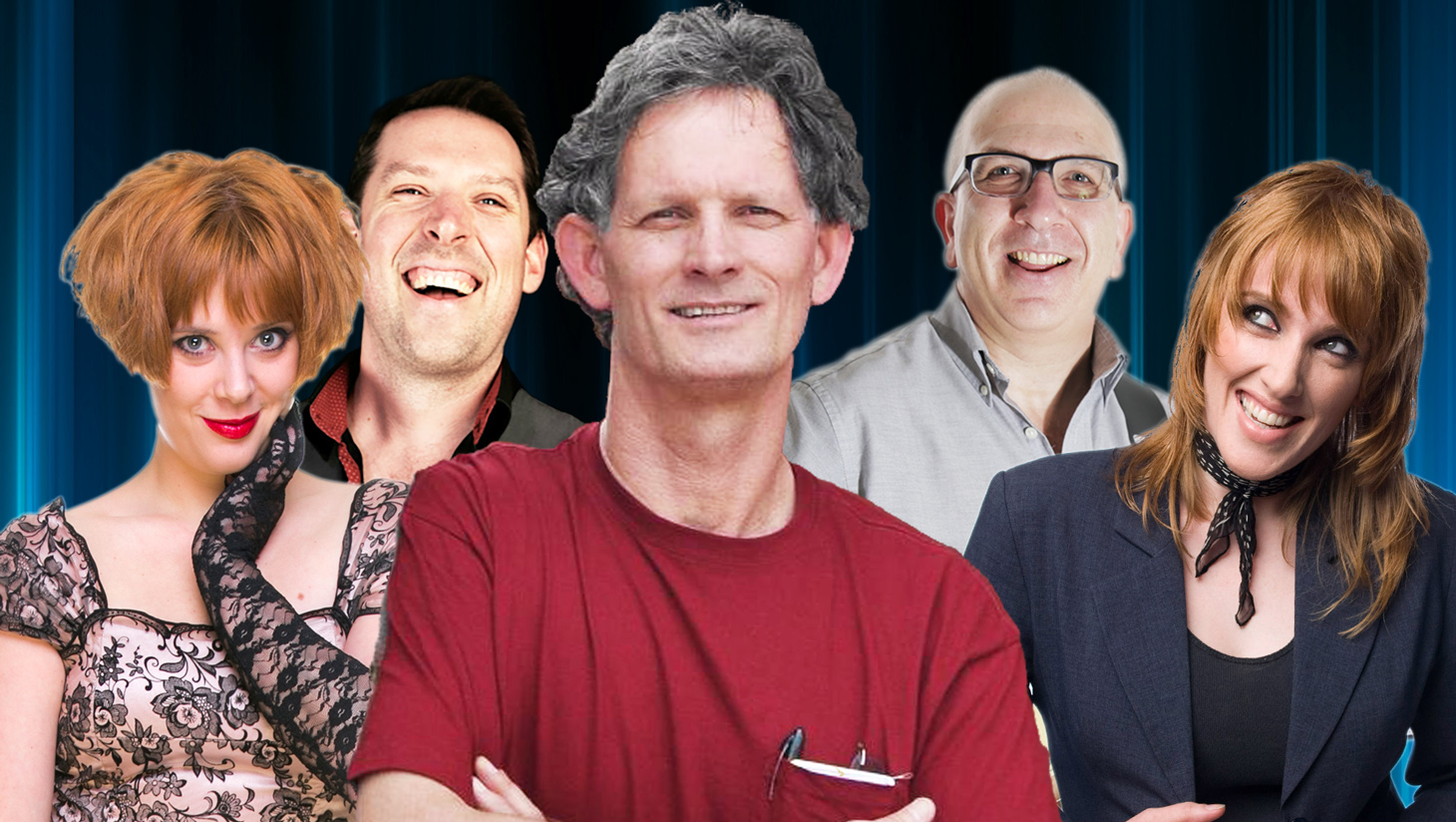 All Star Musical Comedy Showcase with Greg Champion & Friends, On The List, On The List Melbourne