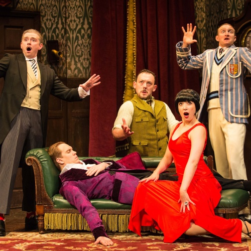 The Play That Goes Wrong-173