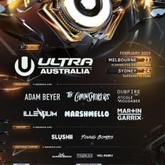 Ultra-Australia-2019-Full-Line-Up