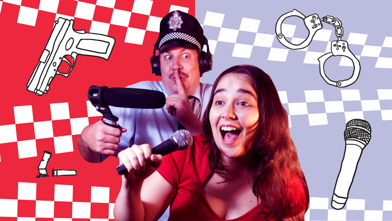 Undercover Festival Cops, MICF, On The List, On The List Melbourne