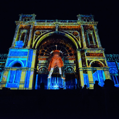 WNM2015 4 Elements 2 credit John Gollings, White Night, On the List Melbourne