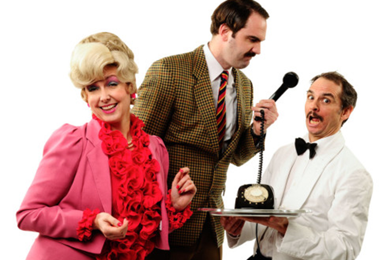 Faulty Towers MICF, On The List Melbourne