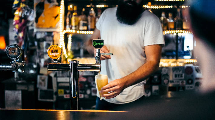 Time Out Melbourne Pub Awards 2017, On The List Melbourne